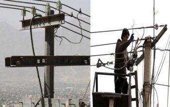 تروریستان طالب برق وارداتی ترکمنستان به هرات را قطع کردند