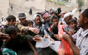 عربستان مانع ورود کمک ها به یمن شد