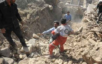 زلزله در ایران 207 قربانی گرفت