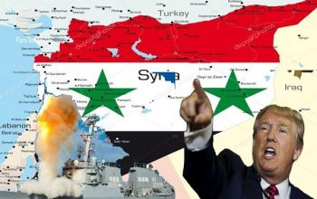 امریکا سوریه را تهدید نظامی کرد