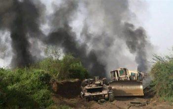 حملات متعدد یمنی ها در 24 ساعت گذشته بر عربستان