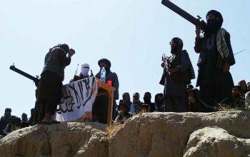 احتمال سقوط مرکز ولایت پکتیا به دست تروریستان طالب