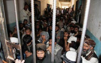 اعتصاب کنندگان زندان پلچرخی؛ با وجود تمام شدن دوره محکومیت در بدل آزادی باید پول بدهیم