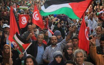 تظاهرات گسترده تونسی ها علیه تساوی شدن میراث زن و مرد