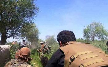 کشته و زخمی شدن نزدیک به 20 نیروی سرحدی در تخار