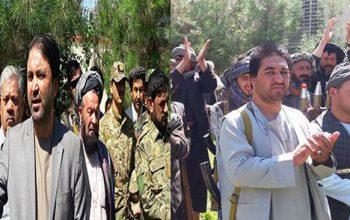 فایق باشندگان فاریاب را مسلح کرد