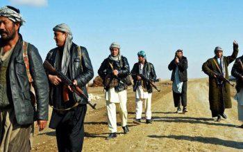 نیروی خیزش مردمی قربانی جنگ دولت و طالب