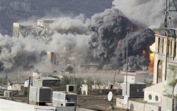 پرتاب بیش از 200 موشک بر مناطق مسکونی از سوی ائتلاف سعودی در یمن