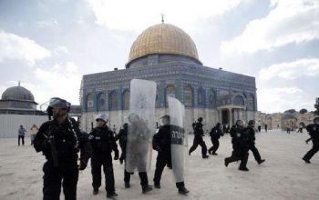 رژیم اسرائیل در تلاش تصاحب مسجد الاقصی