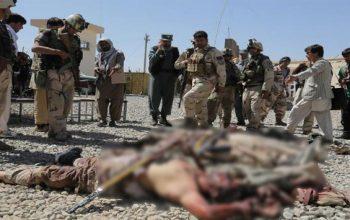 کشته و زخمی شدن 61 تروریست طالب در بغلان