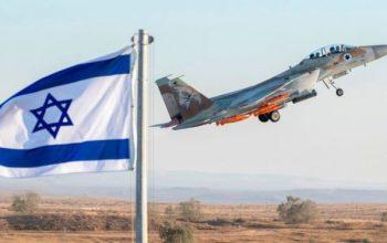 حمله مجدد هواپیماهای رژیم اسرائیل بر شرق نوار غزه