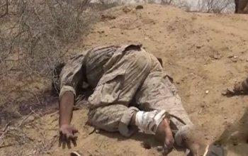 کشته شدن صدها متجاوز سعودی در حملات غافلگیرانه یمن