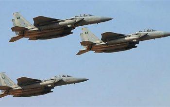 آغاز حملات مجدد متجاوزان سعودی در یمن