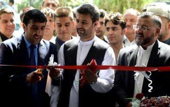 افتتاح پنج پروژه زراعتی به ارزش 110 میلیون افغانی در جوزجان