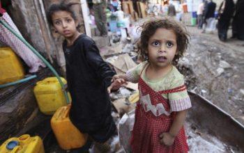کوتاهی سازمان ملل در مبارزه با قحطی در یمن