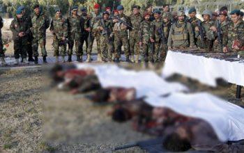 کشته و زخمی شدن 31 تروریست طالبان در فاریاب