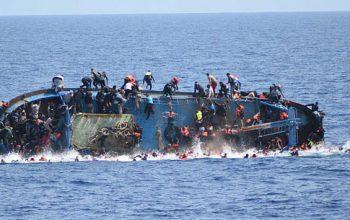 بیش از 100 پناهجو در سواحل لیبی غرق شدند