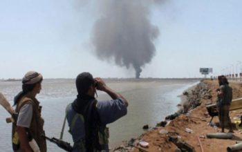 ارتش یمن کنترول دو منطقه مهم در ساحل غربی را در دست گرفت
