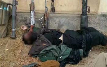 16 تروریست طالب در فراه کشته و زخمی شد