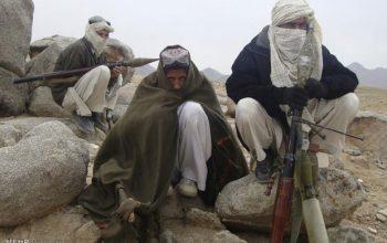 تروریستان طلب مرد معتاد به مواد مخدر تیرباران کرد