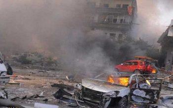 انفجاری در سوریه ده ها کشته و زخمی برجا گذاشت