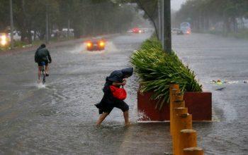 طوفان ها در فیلیپین زندگی بیش از 5 میلیون را با خطر مواجه کرده است