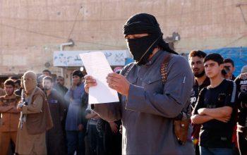 حکم اعدام 320 داعشی صادر شد