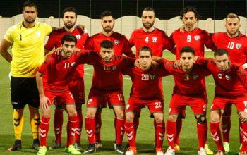 صعود یک رتبه ای فوتبال افغانستان