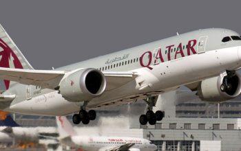 قطر همچنان به ایران پرواز می کند
