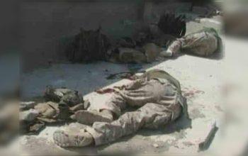 سرباز اردو، یک سرباز امریکایی را به قتل رساند