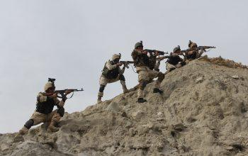 حمله تهاجمی طالبان بر ولسوالی جلریز دفع شد