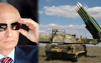 هشدار شدید پوتین به اروپا