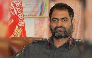 آمر امنیت پولیس سمنگان کشته شد