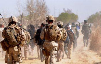 اهداف واقعی حضور امریکا در افغانستان چیست؟