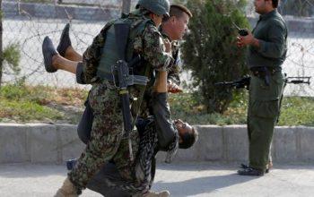 کشته و زخمی شدن 34 سرباز  در دایکندی