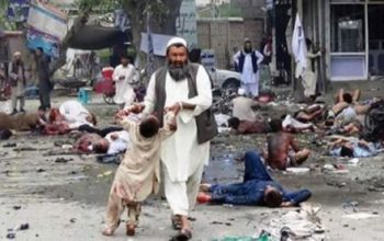 افزایش تلفات غیرنظامیان در افغانستان