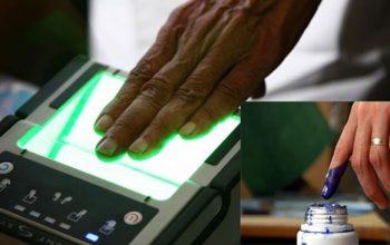 تمامی امکانات سیستم بایومتریک در اختیار کمیسیون انتخابات قرار گرفت