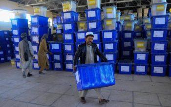تنها 19 درصد مردم افغانستان به شفافیت انتخابات باورمندند