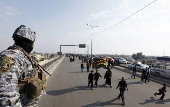 یک عامل انتحاری پیش از حمله به زائران اربعین کشته شد