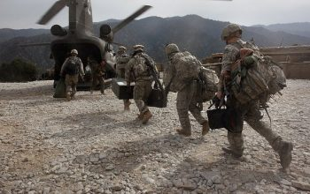 نیمی از مردم امریکا خواهان خروج نظامیان کشورشان از افغانستان هستند