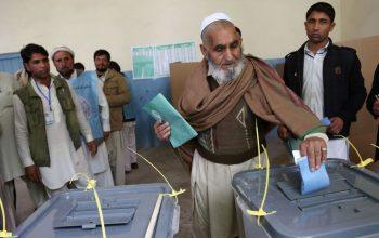 در سه ولسوالی فاریاب هیچ مرکز رایدهی فعال نیست