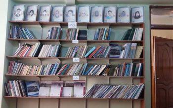 کتابخانه «شهدای دانایی» در کابل افتتاح شد