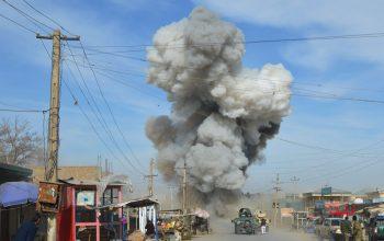 انفجار کابل، تلفاتی در پی نداشت