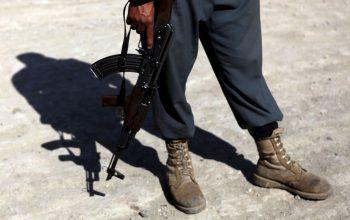 شش پولیس در فراه به طالبان پیوست