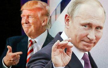 دیدار پوتین و ترامپ در فرانسه لغو شد