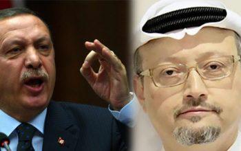 گفته های تازه اردوغان در مورد خاشقچی