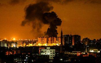 48 اسرائیلی در نزدیکی غزه کشته و زخمی شد