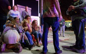 حمله مسلحانه به یک باشگاه شبانه در امریکا