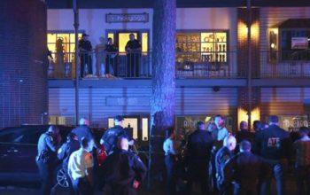 حمله مسلحانه بر یک شفاخانه در شیکاگو
