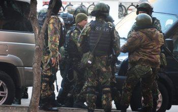 حمله انتحاری در سازمان امنیت روسیه